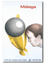 Mundial Malaga – Dagens Poster