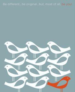 Scandinavian Birds – Dagens poster