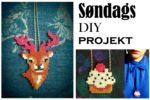 Søndag = DIY (en cute en af slagsen)