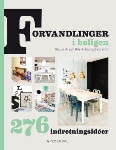 Top 10 bøger om boligindretning