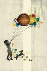 Astroboj – Dagens poster