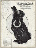 My Morning Jacket Rabbit – Dagens Poster