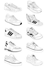 Sneakers – Dagens Poster