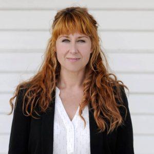 Portrætbillede af indretningsrådgiver Malene Marie Møller