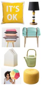 Forårsfarver til boligen: påskegul og pasteller