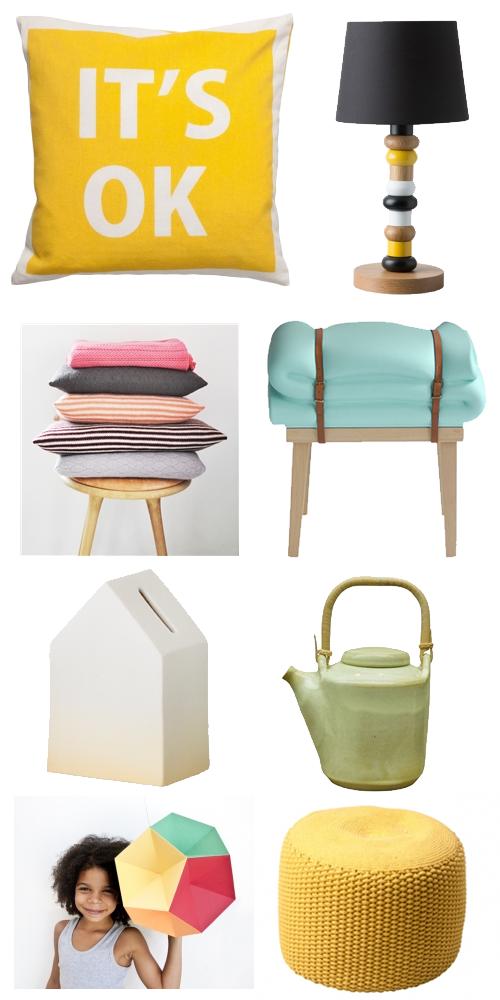 Forårsfarver til boligen: påskegul og pasteller - BoligciousBoligcious