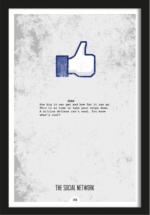 THE SOCIAL NETWORK – Dagens Poster