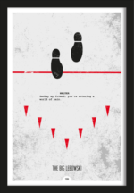 The Big Lebowski – Dagens Poster