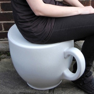 Sit on a cup of tea?