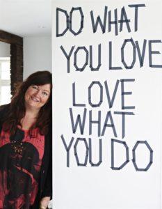 Hjemmebesøg i Norge hos en norsk interiørblogger