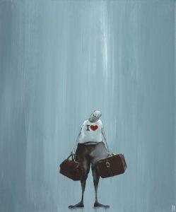 jesper-liengaard-kunst-art-painting-maleri-olie-tegneserie-danish