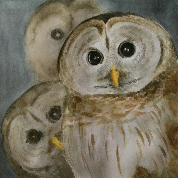 poster-print-kunst-art-owl-ugle-plakat