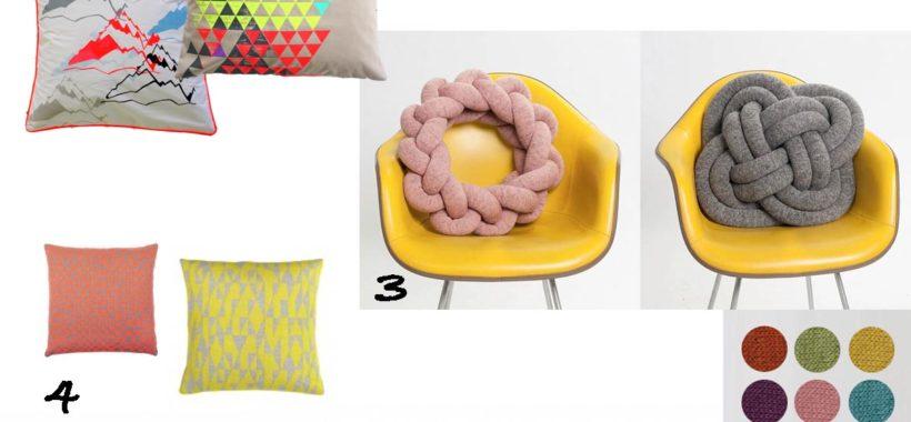 sofapude-indterior-dansk-design-tekstil-neon-pude-grafisk-farver