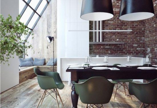 spisestue-eamesstole-koekken-chair-spisebord-dining-indretning-bolig