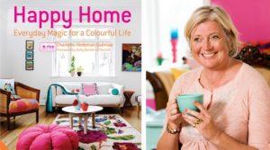 Boganmeldelse: 'HAPPY HOME' Hverdagsmagi i funky farver