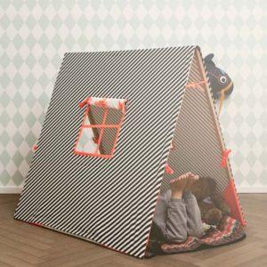 DIY: Byg et indendørstelt, vi har opskriften!