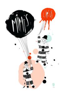 Klovneplakat – Dagens Poster