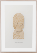 Plywood Happy Face – Dagens Poster