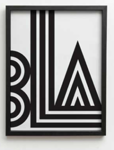 Bla – Dagens Poster
