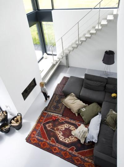 boheme-indretning-stue-aegte-taeppe