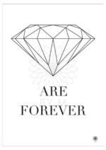 Diamonds Are Forever – Dagens Poster