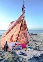 Sommer, strandtid og picnichygge