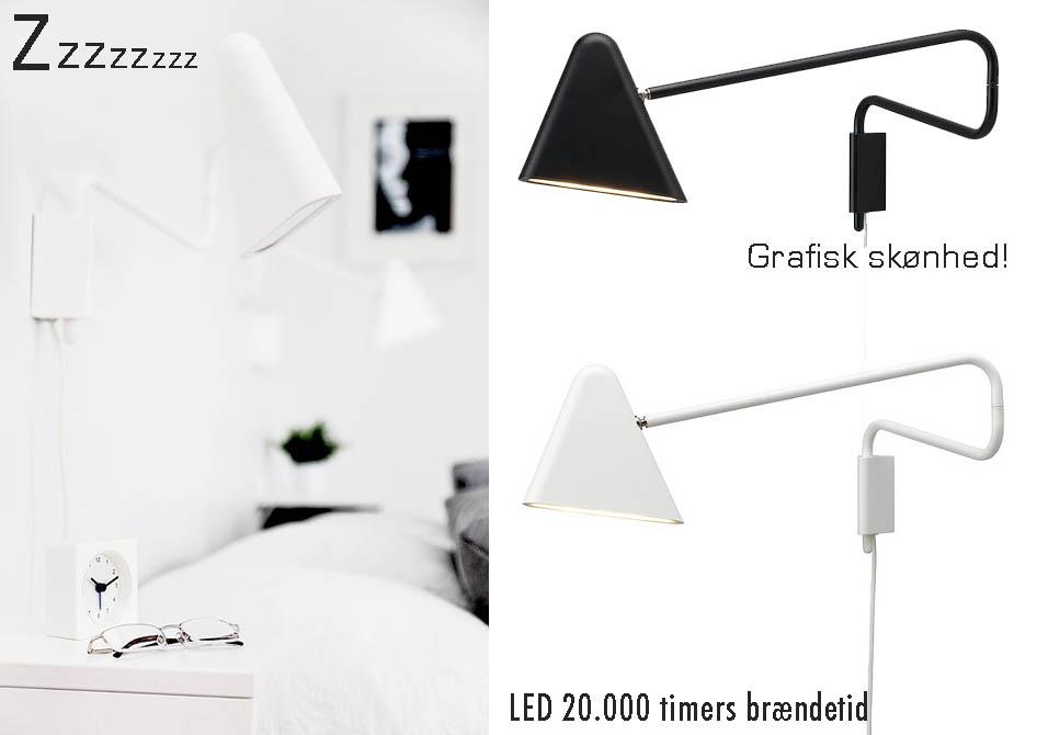 Tjek de nye lamper - projekt: renovering af soveværelse #1 ...