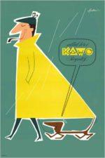 Altid tør i Kawo Regntøj – Dagens Poster