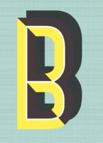 B – Dagens Poster