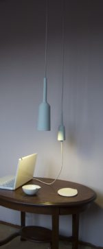 Cool lampe med ekstra feature