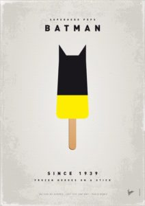 My Super Hero Ice Pop – Dagens Poster