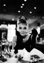 Audry Hepburn – Dagens Poster