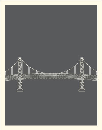 plakat-bridge-bro-grafisk-illustration-design-graphic-print-art-kunst