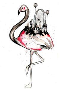 Flamingo – Dagens Poster