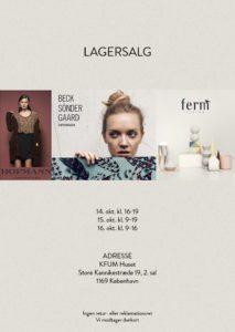 LAGERSALG – FermLIVING m.fl.