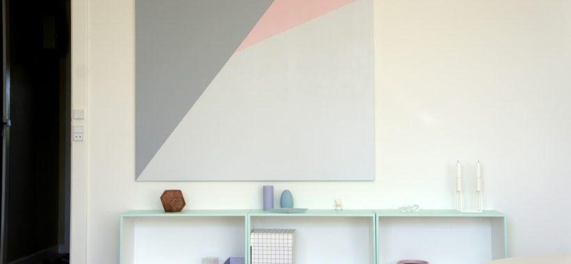 stue-diy-maleri-indretning-pastel