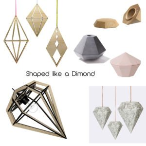 diamond-shape