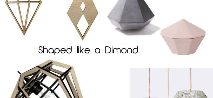 diamond-shape