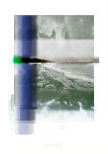 Øde kyst – Dagens Poster