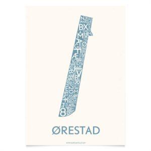Ørestaden – Dagens Poster