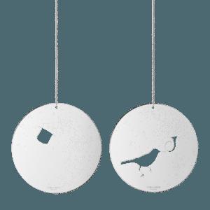Smukkeste julepynt fra Georg Jensen