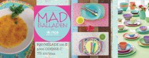 Spis hos RICE i Odense – 'Madballaden' en pop-up restaurant