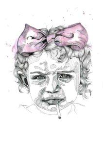 Smokey Rose – Dagens Poster