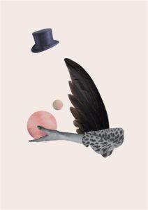 Hitchcock fugl – Dagens Poster