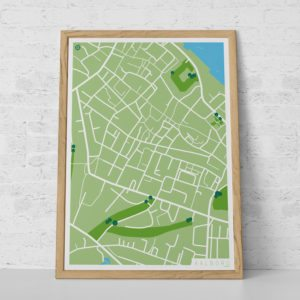 Seas & trees Aalborg – Dagens Poster