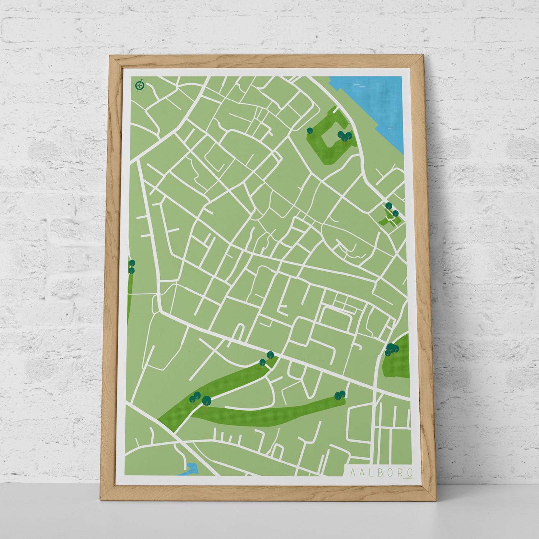 seas_trees_aalborg_plakat_klam_poser_printdenmark-map-aalborg