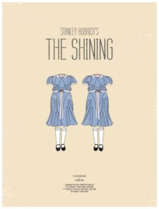 The Shining – Dagens poster