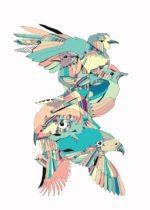 The Spiro Birds – Dagens Poster