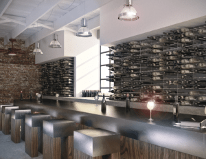wine_racks_wall_mounted_commercial_modular_display_restaurant_bar_lounge_piano_black_lacquer_-_stact
