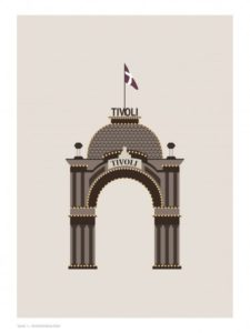TIVOLI – Dagens Poster